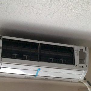 DIYでエアコンを取り付けてみたのでメモ